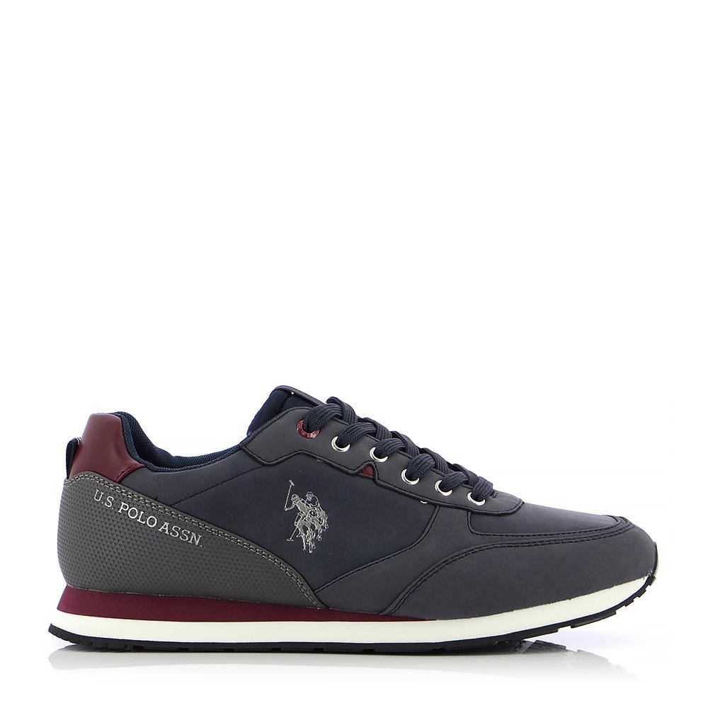 US POLO – Sneakers BRYSON1 ΑΝΔΡ.ΥΠΟΔΗΜΑ