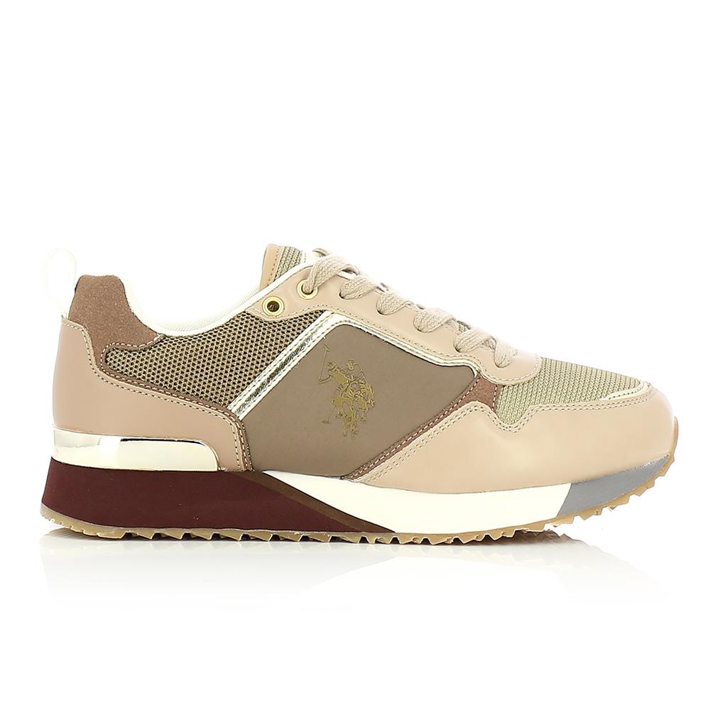 US POLO – Sneakers FRIDA002 ΓΥΝ.ΥΠΟΔΗΜΑ