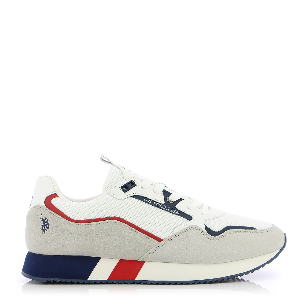 US POLO – Sneakers LEWIS 143 ΑΝΔΡ.ΥΠΟΔΗΜΑ