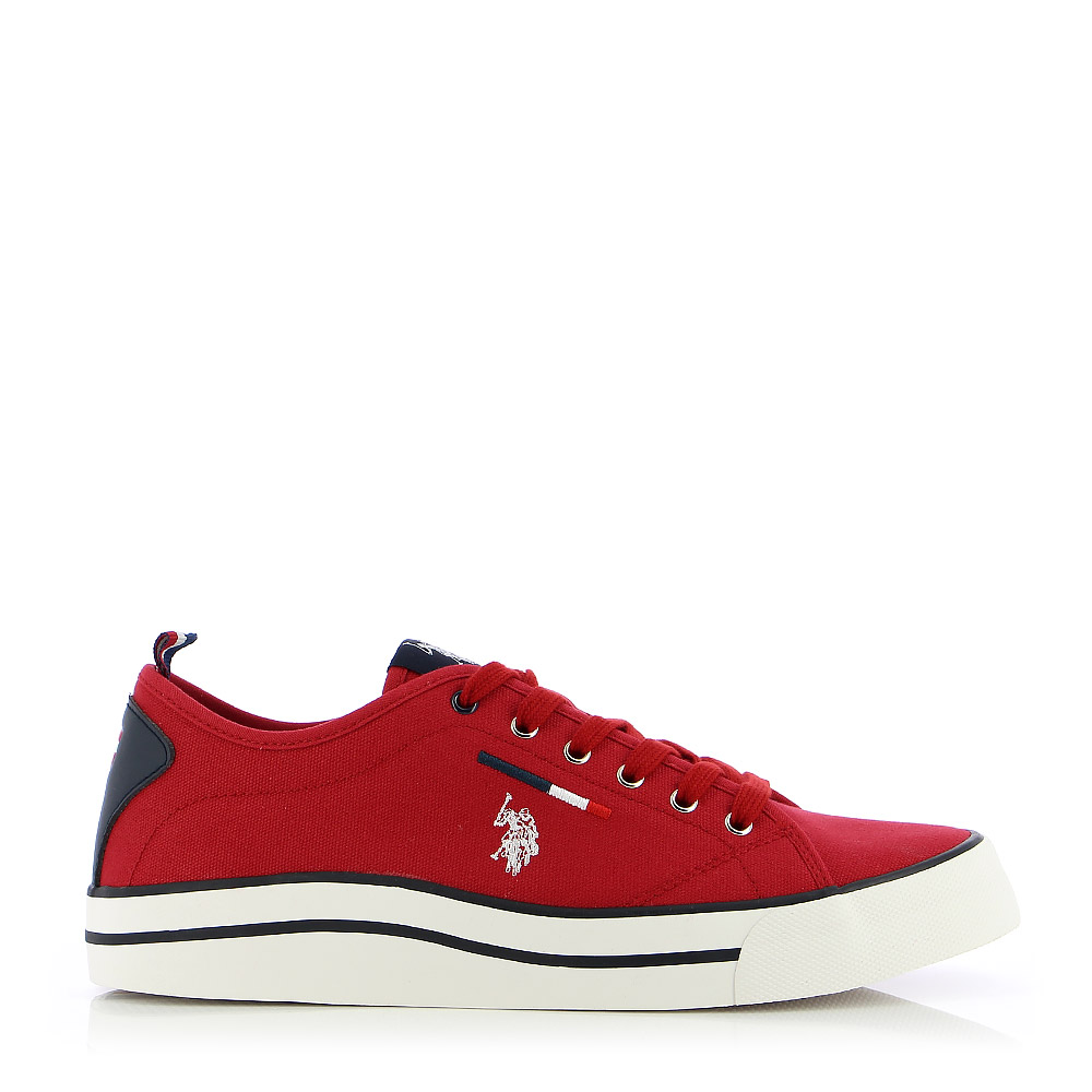 US POLO – Sneakers WAVE 150 CANVAS ΑΝΔΡ.ΥΠΟΔΗΜΑ