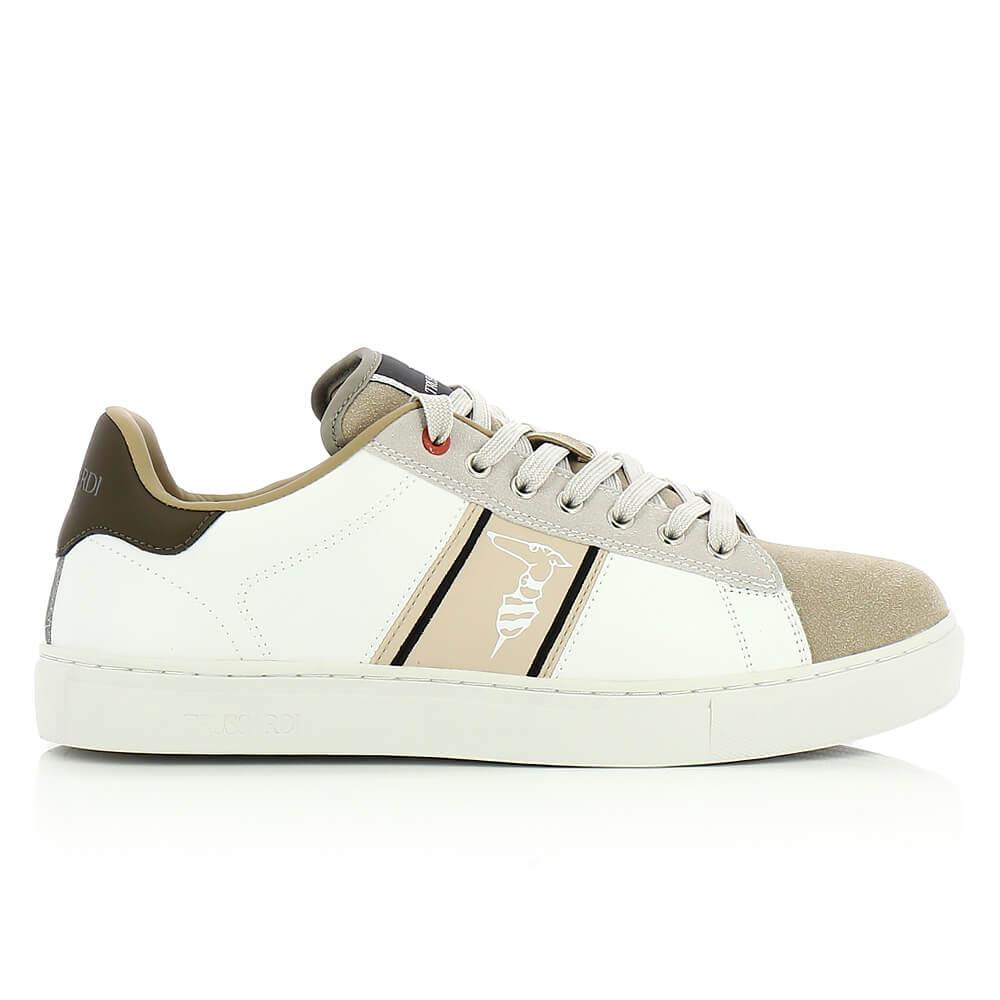 TRUSSARDI – Sneakers 2177A00373 SNK DANUS GOLDEN MIX ΑΝΔΡ.ΥΠΟΔΗΜΑ