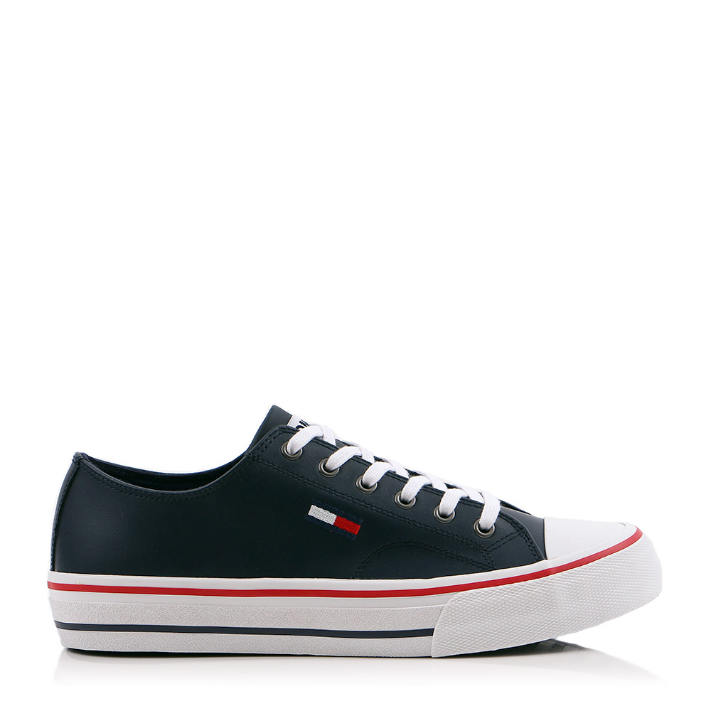 TOMMY HILFIGER – Sneakers LEATHER CITY SNEAKER ΑΝΔΡ.ΥΠΟΔΗΜΑ