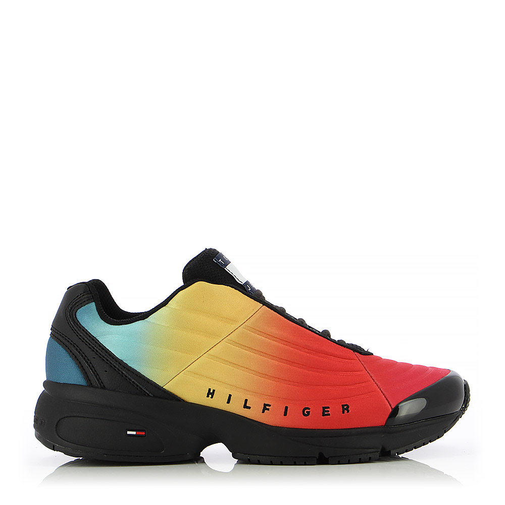 TOMMY HILFIGER – Sneakers HERITAGE DEGRADE SNEAKER ΑΝΔΡ. ΥΠΟΔΗΜΑ