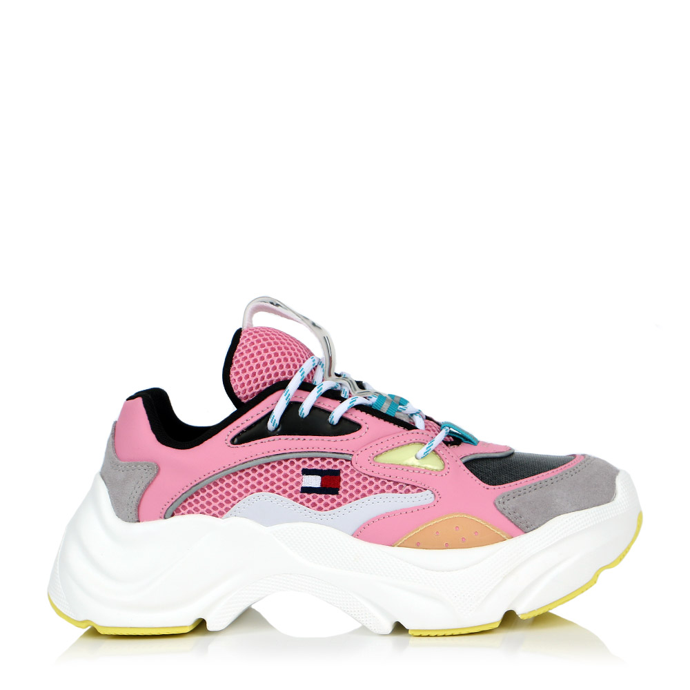 TOMMY HILFIGER – Sneakers WMNS FASHION CHUNKY RUNNER ΓΥΝ.ΥΠΟΔΗΜΑ
