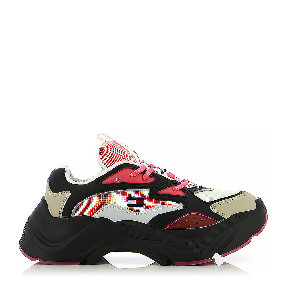 TOMMY HILFIGER – Sneakers CHUNKY TOMMY JEANS RUNNER ΓΥΝ. ΥΠΟΔΗΜΑ
