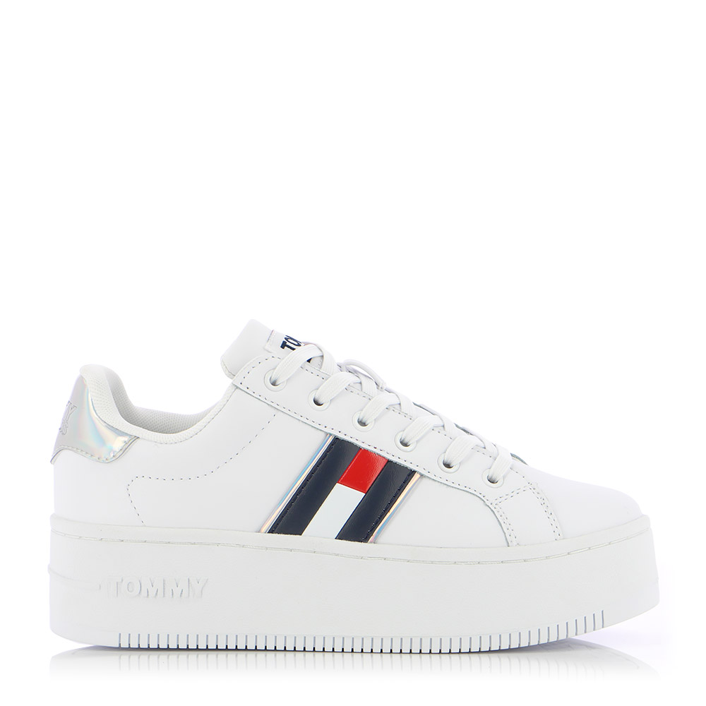 TOMMY HILFIGER – Sneakers IRIDESCENT ICONIC SNEAKER ΓΥΝ. ΥΠΟΔΗΜΑ