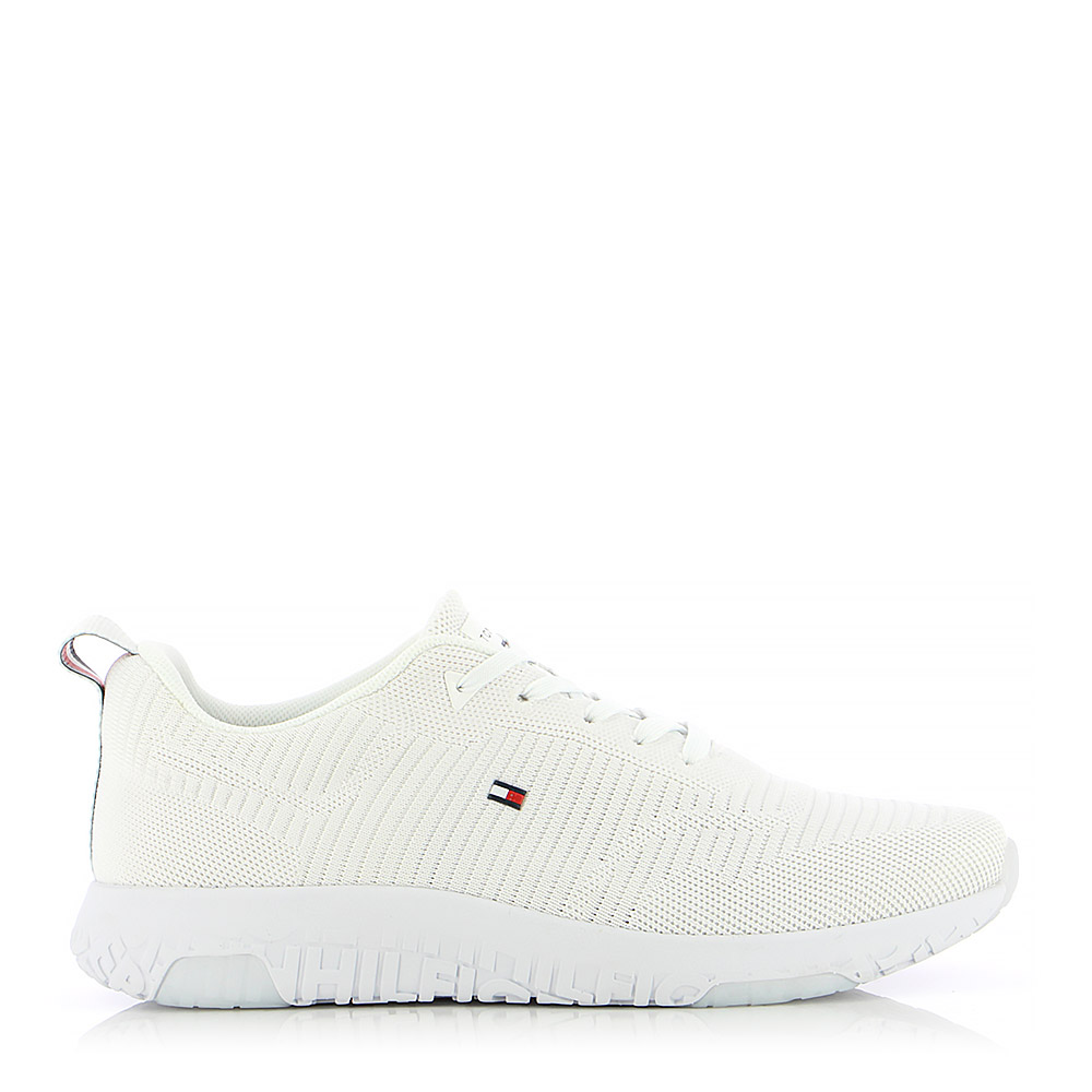 TOMMY HILFIGER - Sneakers CORPORATE KNIT RIB RUNNER ΑΝΔΡ. ΥΠΟΔΗΜΑ