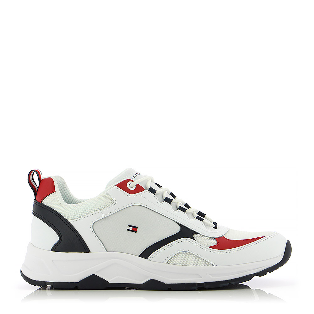 TOMMY HILFIGER – Sneakers FASHION MIX SNEAKER ΑΝΔΡ. ΥΠΟΔΗΜΑ