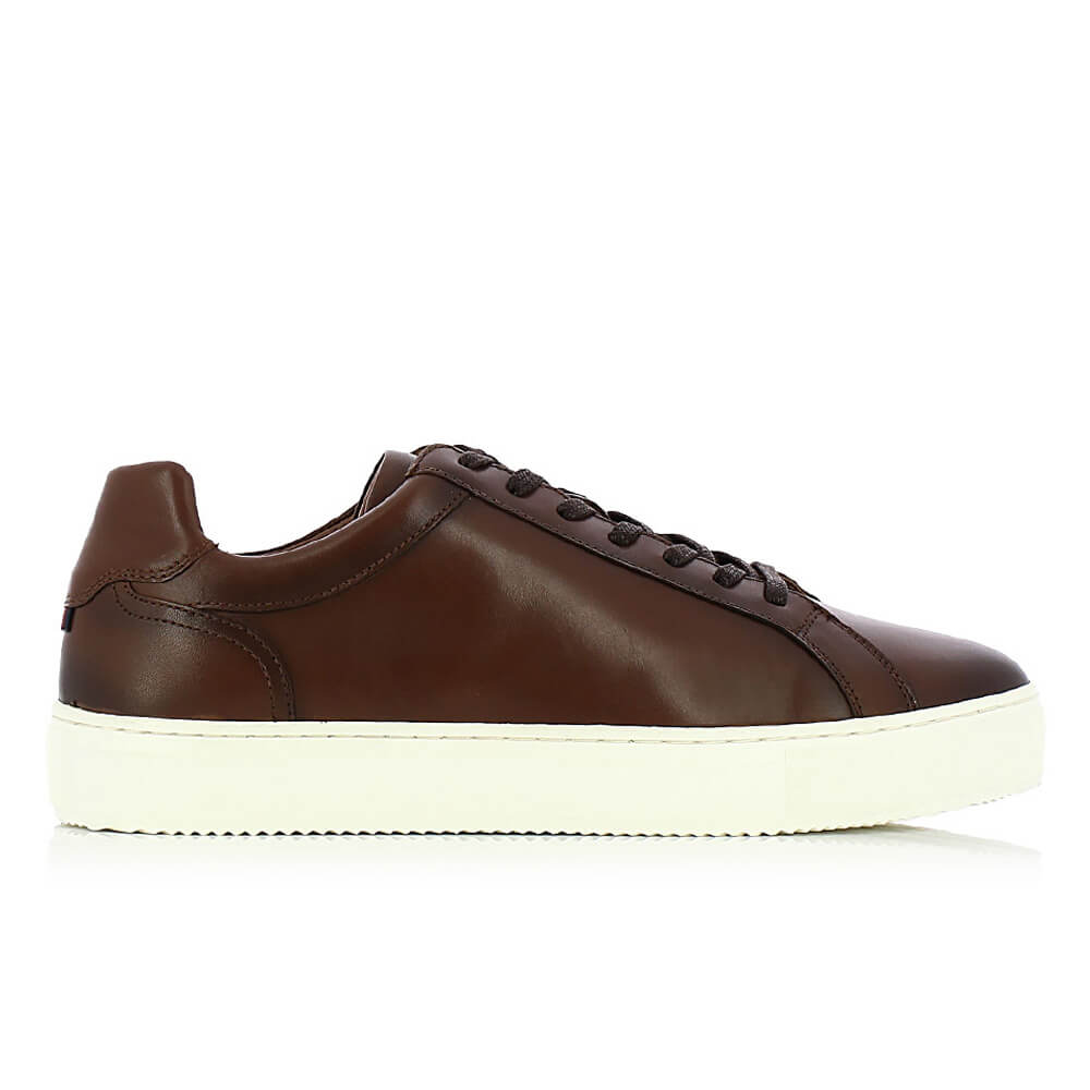 TOMMY HILFIGER – Casual PREMIUM CUPSOLE LEATHER ΑΝΔΡ. ΥΠΟΔΗΜΑ
