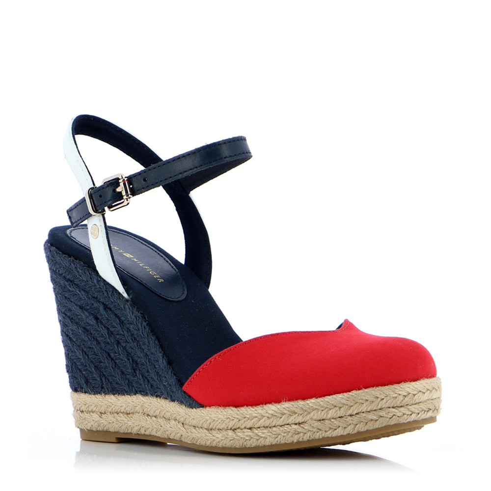BASIC CLOSED TOE HIGH WEDGE ΓΥΝ.ΥΠΟΔΗΜΑ