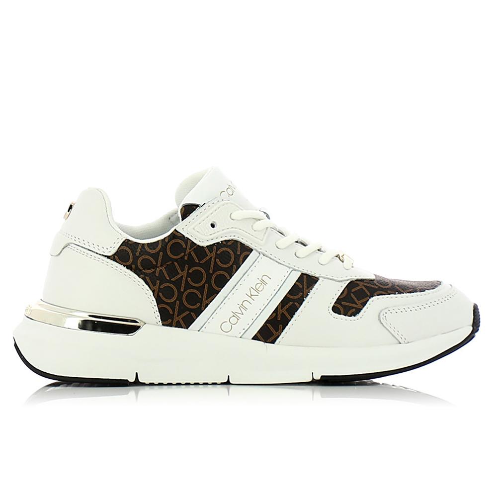 Calvin Klein – Sneakers FLEXRUNNER MIXED MONO MIX ΓΥΝ. ΥΠΟΔΗΜΑ