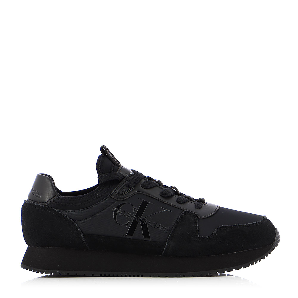 Calvin Klein – Sneakers RUNNER SOCK LACEUP NY-LTH ΑΝΔΡ. ΥΠΟΔΗΜΑ