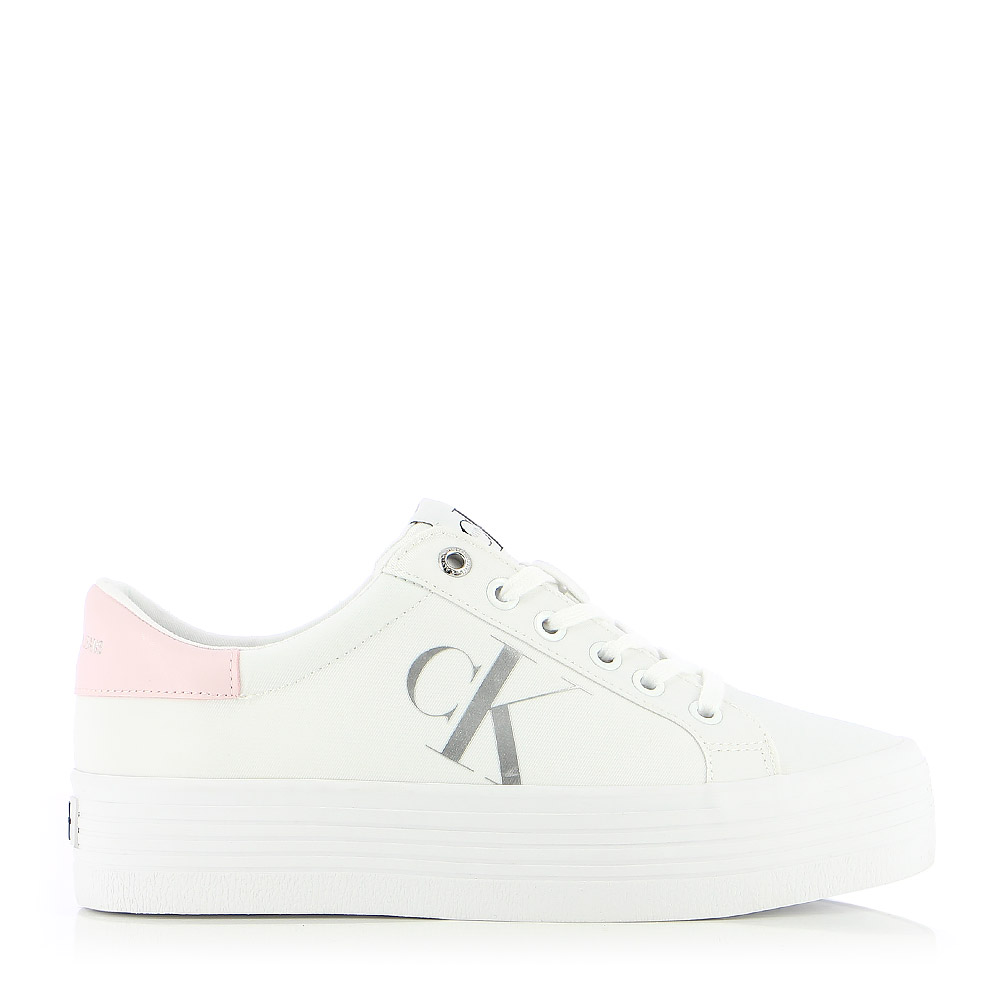 Calvin Klein – Sneakers VULCANIZED FLATFORM LACEUP NY ΓΥΝ. ΥΠΟΔΗΜΑ