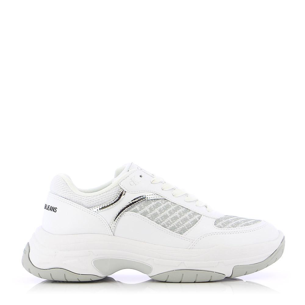 Calvin Klein – Sneakers CHUNKY SOLE LACEUP PU-PES ΓΥΝ. ΥΠΟΔΗΜΑ
